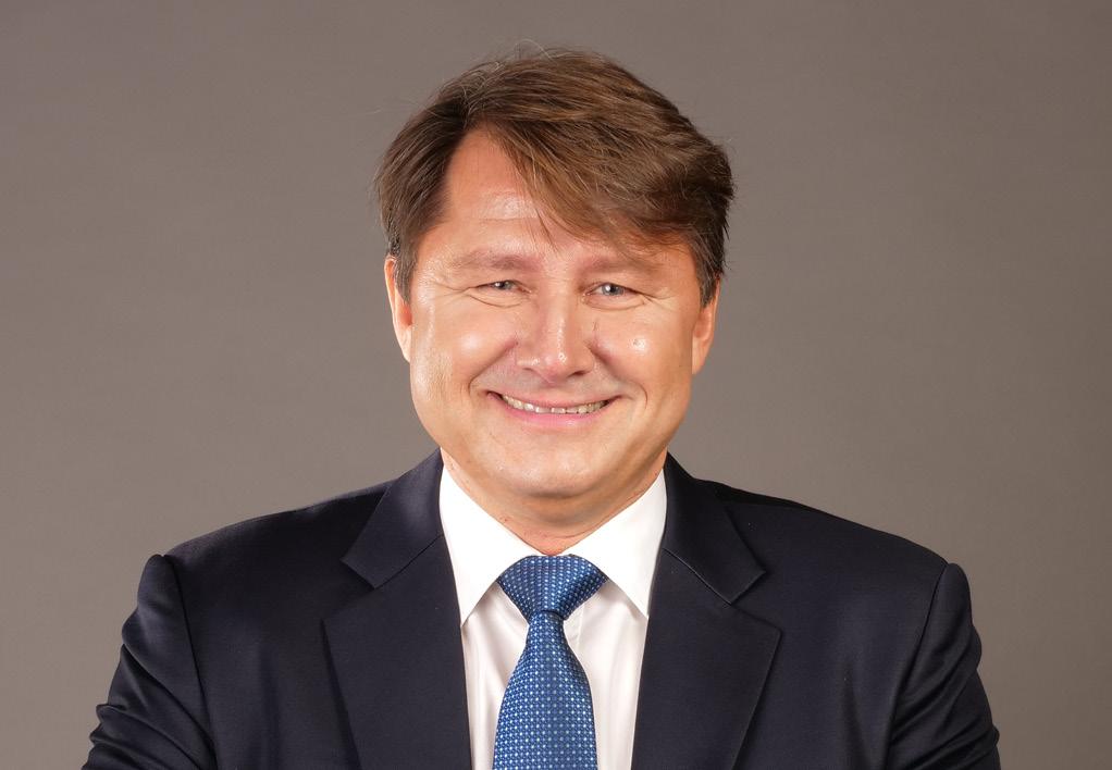 Siegmund Karasch - CEO, Production Manager at ASKA Biotech